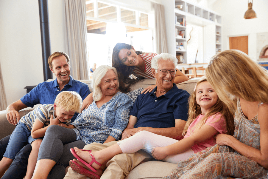 Ações positivas para cuidar das relações familiares